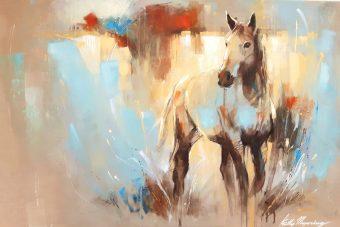 Paard Kitty Meijering