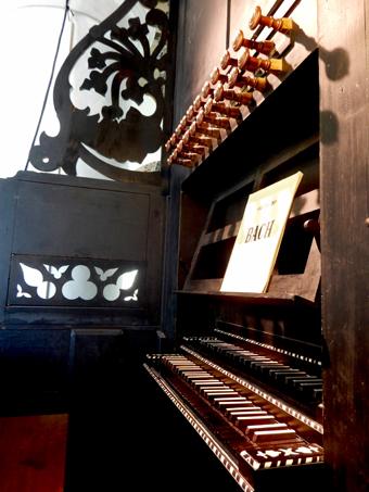 orgel schermerhorn